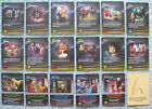 Star Trek TCG Starfleet Maneuvers Rare Cards Part 2/3 (Skybox)