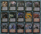 Warcry CCG Winds of Magic Uncommon Cards Part 2/2 (Warhammer)