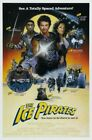THE ICE PIRATES 01 B-MOVIE REPRODUCTION ART PRINT A4 A3 A2 A1