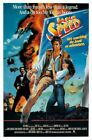 JAKE SPEED POSTER 01 VINTAGE B-MOVIE REPRODUCTION ART PRINT A4 A3 A2 A1