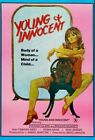 YOUNG AND INNOCENT 01 VINTAGE CLASSIC B-MOVIE REPRO ART PRINT A4 A3 A2 A1