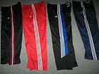ADIDAS Mens Warm-Up Pants,100% Polyester, elastic waist,drawstring,NWT,MSRP-$35