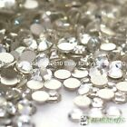 Clear Top Quality Czech Crystal Rhinestones Nail Art Decoration SS10 SS12 SS16