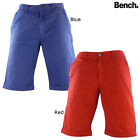 Brand New Mens Bench Ipanema Slim Fit Chino Shorts