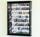 LARGE LEGO MEN /Action Figures/Disney /Minatures Dolls Toy Display Case Cabinet