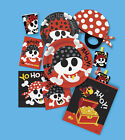 PIRATE FUN BIRTHDAY PARTY TABLEWARE DECORATIONS BALLOONS PINATA CUPS PLATES ETC