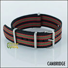 G10 NATO MILITARY WATCH STRAP ★ JAMES BOND ★ CAMBRIDGE