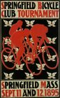 Vintage Victor Bicycles Poster VCP044 Print Poster A4 A3 A2 A1
