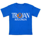 TROJAN RECORDS - Boys / Girls T-Shirt (3-15 yrs) - ska reggae roots dub
