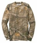 Russell Outdoors Mens S-2XL 3XL Realtree AP Camo Crew Neck Sweatshirt REAL TREEHoodies & Sweatshirts - 155183