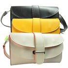 Women Vintage Designer PU Leather Style Satchel Shoulder it Bag Boutique Handbag