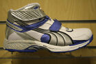 *NEW* PUMA IRIDIUM II MID CUT FULL SPIKE CRICKET SHOES, BOOTS, RRP £100