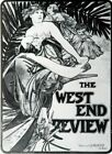 West End Review By Alphonse Mucha AAM011 Art Print Canvas A4 A3 A2 A1