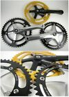 VeloSolo CNC Singlespeed Road TRACK Fixed CHAINRING 44t 46t 47t 48t 130 135 144