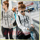 2013 Womens Hoodie COCO n°9 Jacket Coat Sweatshirt Outerwear Hooded Sweater