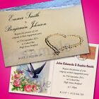Personalised Engagement Party Invitations Vintage Birdcage Invites E17