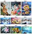 NEW 3D Pictures/Posters Lenticular Art picture print Wall Decor two changes