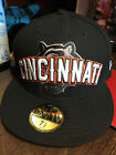 Cincinnati Bengals NFL Draft New Era 59Fifty Hat Cap Fitted Football Team Color on eBay