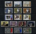 """""""CHEAPEST ON EBAY"""" GB 1971 - 1979 Commemorative Year Sets. Unmounted Mint"""