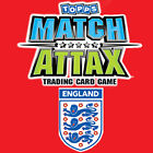 Topps Match Attax England 2010 Man of the Match and Master Card (s). FREE P&P