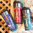 7321 Blooming Stainless Steel Tumbler_Insulated Coffee Tea Mug Cup Bottle(350ml)