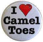 """25mm I Heart Badge, 1"""" I Love Badge Personalised with your text or from my store"""