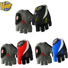Sales Cycling Bicycle Sillcone half finger GEL gloves Size M-XL Three Colours