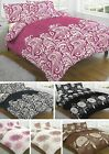 Bright Modern Floral Duvet Quilt Cover Bedding Sets - All sizes - NEW