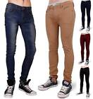 Mens Soul Star Skinny Jeans Denim Slim Fit Trousers Stretchy Tight Fit Pants