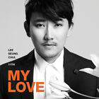 LEE SEUNG CHEOL - My Love (11th Album) CD + Poster + Free Photo