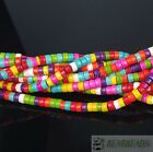 """Mixed Howlite Turquoise Gemstone Heishi Spacer Loose Beads 3mm 4mm 6mm 8mm 16"""""""