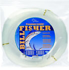 Billfisher Mono Leader Coil Clear 100yds! CHOOSE SIZE