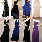 Summer Long Maxi Beach Dress Prom Bridal Bridesmaid Formal Evening Party Dresses