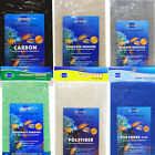 50x Mix Filter Pad Cut to Fit Aquarium Media Carbon Nitrate Ammonia Phosphate