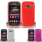 """Samsung Galaxy Ring / """"Prevail 2"""" Frosted TPU CANDY Flexi Gel Skin Phone Case"""