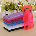 S Line TPU Gel Silicone Soft Case Back Cover for Samsung Galaxy S Advance i9070
