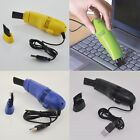 Cute 4 Colors New Mini USB 2.0 Computer PC Laptop Keyboard Vacuum Cleaner Clean