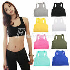 New Sexy Cozy Seamless Sports Leisure Boob Tube Top Bra Support Vest Nude Yoga