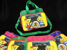 Childrens teddy bag Back to school gift - Reception child kids boy girl book bag
