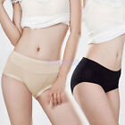 Womens Hot Firm Tummy Control Seamless Briefs Panties Knickers Underwear