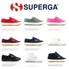 NEW Mens/Womens Superga 2750 Cotu Canvas Trainers - FREE & FAST SHIPPING