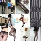 Women Pantyhose Tights Useful Safety Stockings Leggings Pattern Hot Pants Suit