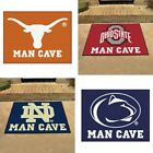 "Choose Your NCAA College N-Z Team 34"" x 45"" Man Cave All-Star Area Rug Floor Mat"