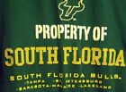 NCAA South Florida Bulls Men's T-Shirt Green NWT USF