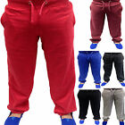 NEW MENS JOGGING FLEECE BOTTOMS,JOGGERS CASUAL TROUSERS!