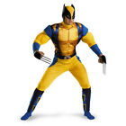 Wolverine Origins Classic Muscle Adult Costume Marvel X-Men | Disguise 50358