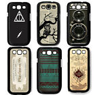 Harry potter owl camera hard black Snap Case Cover For Samsung Galaxy S3 i9300