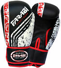 Boxing Gloves Sparring MMA Training Mitts Kick Boxing Rex Leather Gloves