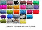"""9g, 1/3Oz, 5-7"""" Saddle COQUE Rooster Feathers for crafting, 25+ Colors to pick"""