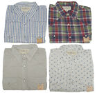 Ralph Lauren Denim and Supply Mens Western Stitch Snap Button Down Slim Shirt